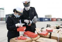 宁波和连云港海关查获侵权轴承